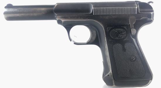 Savage Arms 1907 Semi Automatic Pistol