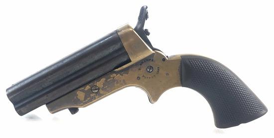 Antique C. Sharps & Co. 4 Barreled Derringer
