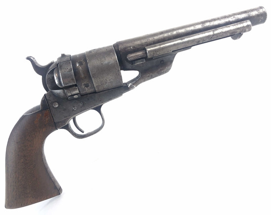 Colt 1860 Army Richards Conversion .44 Revolver