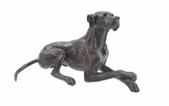 Robert G. Wehle (1920-2002) Bronze Sculpture