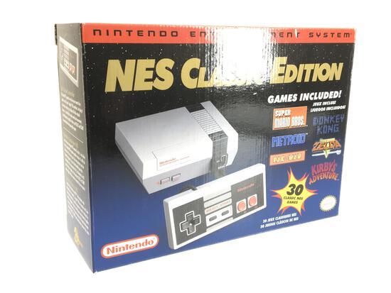 Nintendo Nes Classic Edition Mini System