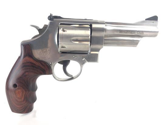 Smith & Wesson Mountain Gun .44 Mag Revolver