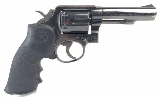 Smith & Wesson .38 S&w Revolver