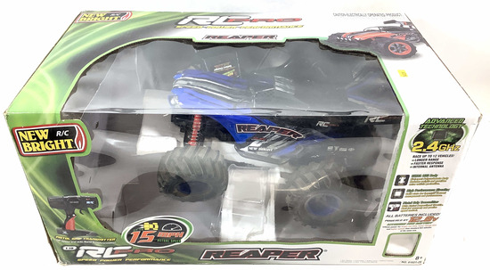 RC Pro Reaper Pistol Grip Transmitter RC Toy Truck