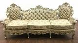 Kingsley Furniture Co. Victorian Style Sofa