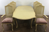 (8pc) French Louis Xv Style Dining Group