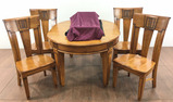 6pc Traditional Style Dining Group