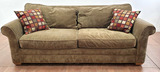 Rowe Traditional Rolled Arm Sofa