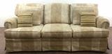 Broyhill Traditional English Rolled Arm Sofa