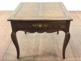 Vintage Henredon Oakwood End Table