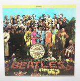 The Beatles Sgt. Peppers Lonely Hearts Club Record