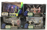 (4pc) Star Wars The Power Of The Force Figures