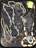 Assorted Vintage Beaded Jewelry