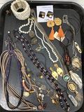 Asian Style Jewelry & Assorted Earrings