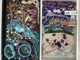 Assorted Beaded Necklaces & Bracelets