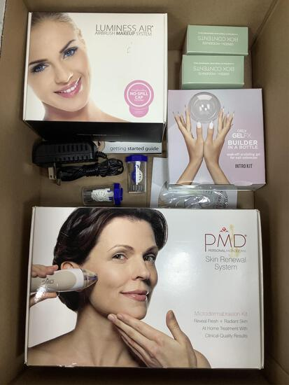 Luminous Air Makeup System & Gel Polish Kit