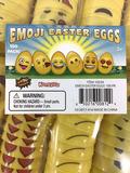 (1400pc) Plastic Emoji Easter Eggs