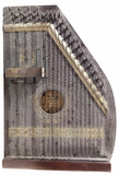 Antique Wooden Zither, The Chartola Grand