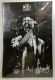2005 Bob Marley Pyramid Uk Concert Poster