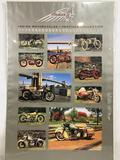 Indian Motorcycles Heritage Collection Poster