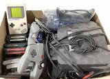 Sega Genesis, Nintendo Gameboy, Nintendo