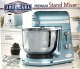 Americana Premium Stand Mixer, 6 Speed 300 Watts
