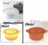Parini Stoneware Serving Dishes, Casserole Dishes