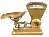 Antique Computing Scale