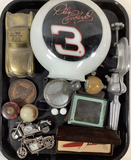 Indian Motorcycle Collectibles, Nascar #3, Clamp