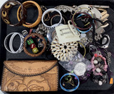 Assorted Women's Fashion Jewelry, Bracelets