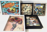 (5pc) Shadow Boxes, Arts & Crafts