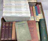 (35 Pc) Cooper Hewitt Museum & Religious Books