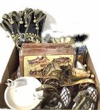 Masquerade Masks, Lamps, Musical Car, Buenilum