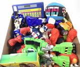 Children's Toys, Transformer, Crayola, Elmo