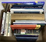 (17pc) Religious & History Books