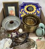 Glass Art, Kitchen Plates & Bowls