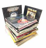 (54pc) Assorted Vintage Vinyl Records