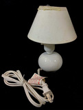 Tiffany Style Drag On Fly Desk Lamp, Stained Glass