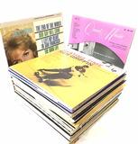 (44pc) Assorted Vintage Vinyl Records