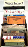 (20pc) Assorted Hardcover & Paperback Books