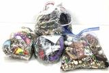 (4pc) Assorted Costume Jewelry