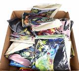 Assortment Of Pillow Cases / Shams
