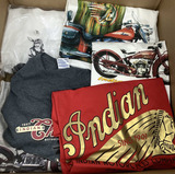 (6 Pc) Indian Motorcycles Shirts