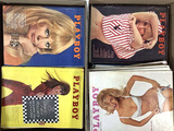 Large Assortment Of Vintage Playboy Magazines