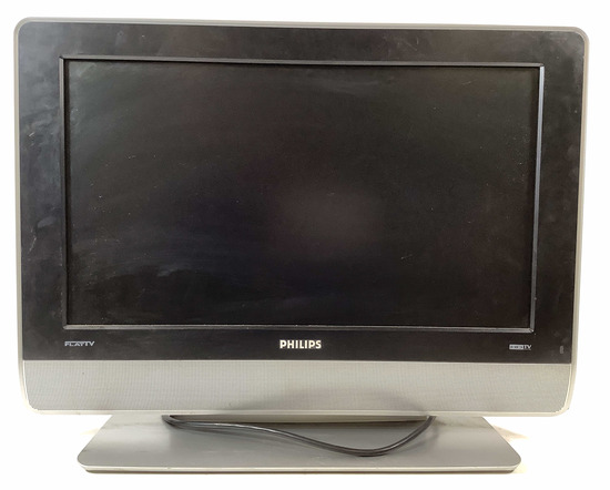Philips 23in Widescreen Hd, Flat-panel Lcd Tv