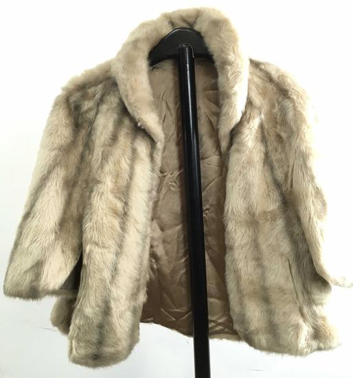 Regina Glenare By Glenoit Ladies Fur Wrap