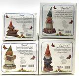 (4pc) Enesco Garden Gnomes