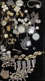 Earrings, Brooches & Watch Faces