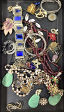 Assorted Vintage Fashion Costume Jewelry, Pins