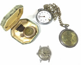 Vintage Assorted Pocket Watches, Hampden